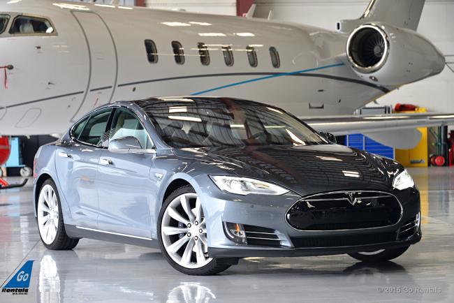 Tesla Car Rental Las Vegas